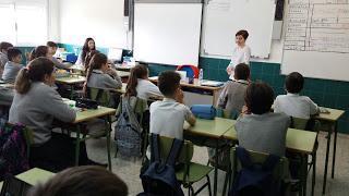 Encuentro con Ana Pomares en San Raimundo de Peñafort