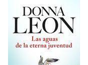 Donna Leon aguas eterna juventud (reseña)