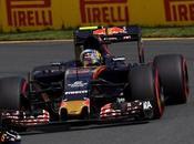 pilotos Toro Rosso clasifican alto Melbourne