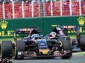 Encontronazo pista ambos Toro Rosso, Sainz habla respecto