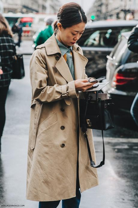PFW-Paris_Fashion_Week_Fall_2016-Street_Style-Collage_Vintage-Stella_McCartney-Trench-1