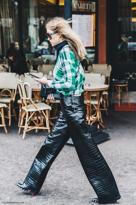 PFW-Paris_Fashion_Week_Fall_2016-Street_Style-Collage_Vintage-Stella_McCartney-Pernille-Teisbaek-Loewe_Trousers-Celine_Boots-3