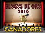 Ganadores Blogos 2016 (Lista Completa)