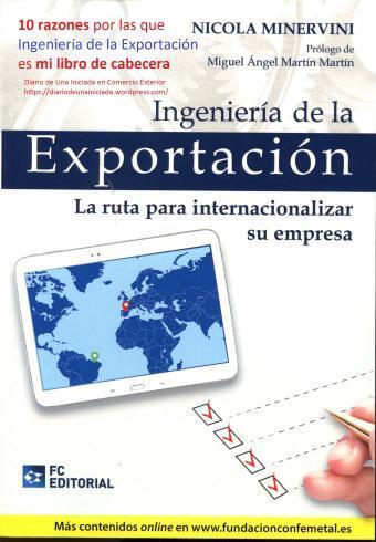 Ingeniería de la exportación portada