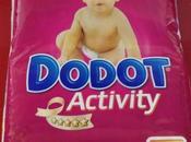 Sello calidad: Nuevos Dodot Activity