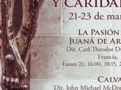 """Ciclo """"Fe, esperanza caridad"""" Cineteca Alameda"""