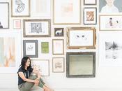 ¿Qué necesitas para crear gallery wall?