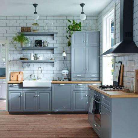 Deco cocinas grises paperblog for Cocinas grises