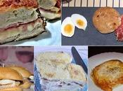 Bocadillos sandwichs completos