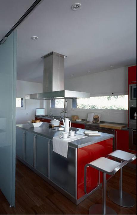 Cocinas dise adas por a cero paperblog - Cocinas joaquin torres ...