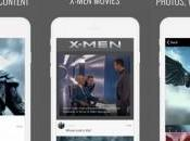 lanza películas X-Men