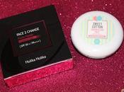 Holika Holika: Cream Face Change Polvos Compactos Sweet Cotton
