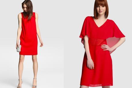 vestidos rojos para ir a una comunión