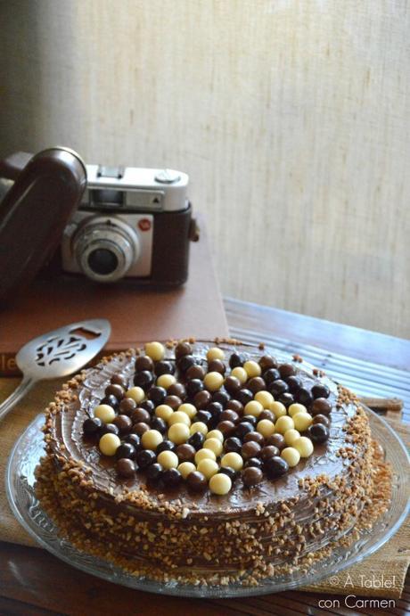 Tarta Huesitos Con Nutella Paperblog