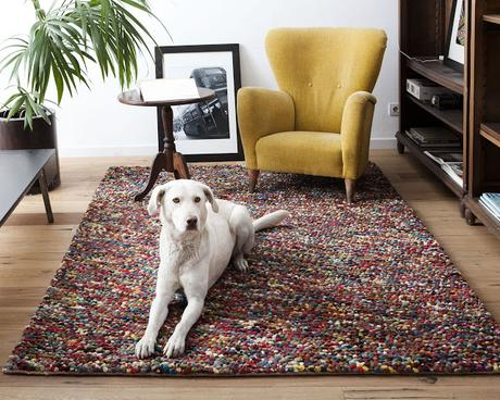 deco ideas para decorar tu casa con alfombras