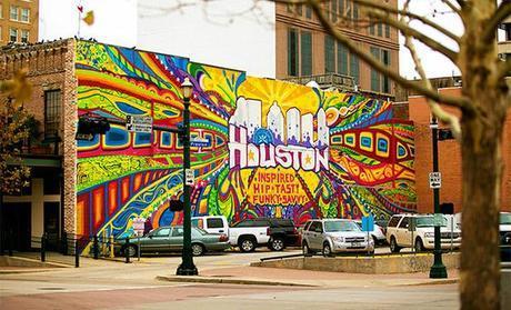 #TouringHouston