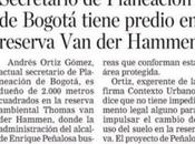 reserva Hammen: ¿Potencial mina inmobiliaria?