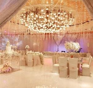 ideas de decoracin de saln para bodas