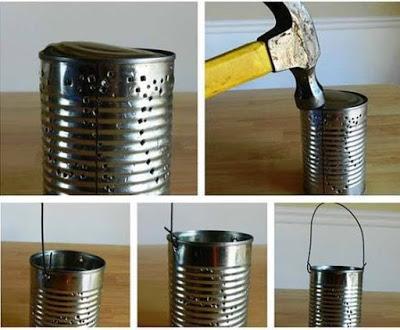 ideas para reciclar y decorar latas que tenemos en casa with reciclar y decorar