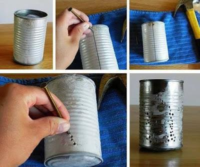 ideas para reciclar y decorar latas que tenemos en casa with reciclar y decorar