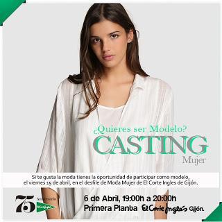 6030bc5fd Casting Corte Inglés - Paperblog