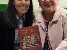 Orihuela golosa', libro historia recetas, escrito Julia Valoria