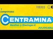 Centramina, Beatles Mazinger-Z (2016) nuevo disco Julio Cable