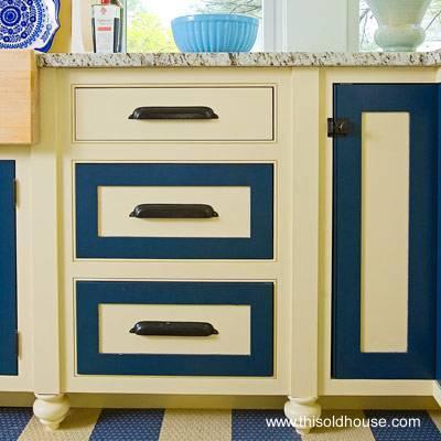Pintura de los gabinetes de cocina paperblog - Pinturas para muebles de cocina ...