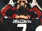 Chicharito marca golazo partido BundesLiga