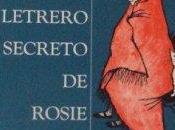 letrero reseco Rosie', cuento escrito ilustrado Maurice Sendak