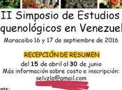 Simposio Estudios Liquenológicos Venezuela, Maracaibo 2016