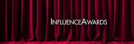 Nominada en los INFLUENCE AWARDS de INFLUENCITY!