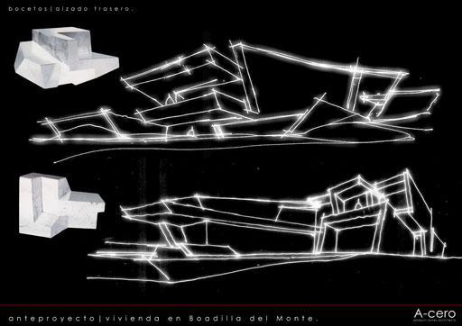 Residencia en bohadilla del monte paperblog for Concepto de marmol