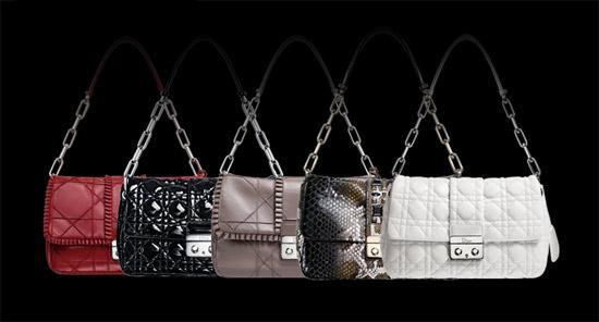 El bolso New Lock, de Christian Dior, un nuevo modelo icónico
