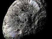 Hiperión, coral hielo Saturno
