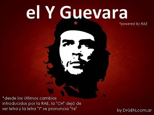 y guevara El Y Guevara   Nuevas reglas ortográficas de la RAE