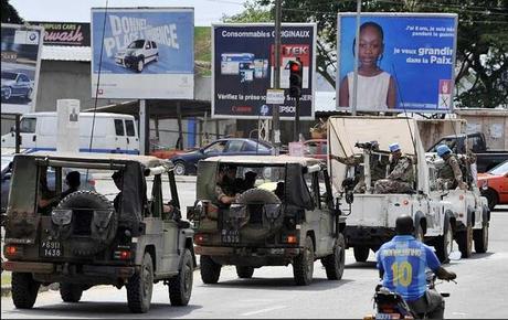 ¿Se prepara la guerra en Costa de Marfil?