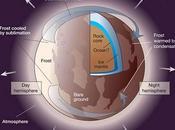Plutón podría tener océano