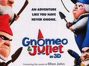 Nuevo póster 'Gnomeo Juliet'