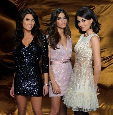 Pilar Rubio, Sara Carbonero y Marta Fernández, guapas y brillantes para Tele 5. Analizamos su look
