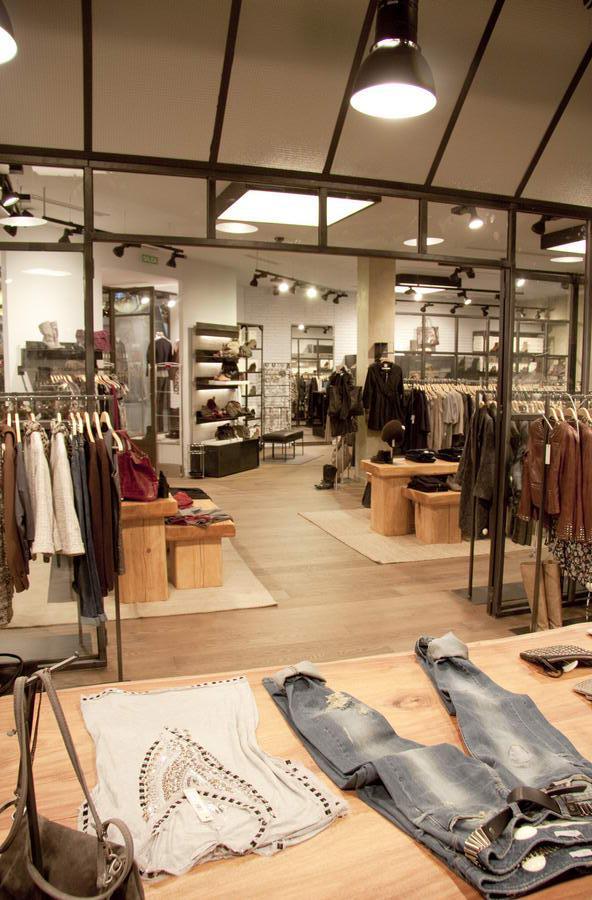 Nueva tienda de hakei en madrid en el centro comercial - Centro comercial de la moraleja ...