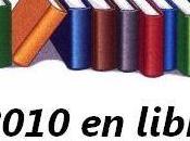 2010 libros: ranking final