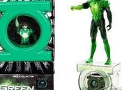 Primera imagen muñeco Mattel superhéroe Green Lantern