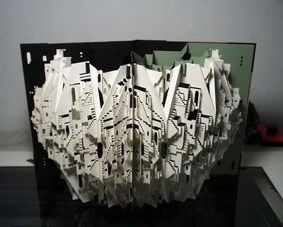 Origami en arquitectura