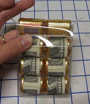 Ideas originales regalar dinero paperblog - Ideas para regalar dinero en una boda ...