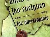 'Antes cuelguen', Abercrombie