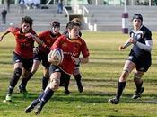 Rugby femenino: leonas rugen ante cardo