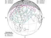 Hoy: eclipse parcial