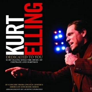 LUTHER JAZZ CLUB : KURT ELLING  - DEDICATED TO YOU  ( 2009 )