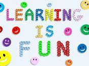 Learning fun: cosas niños deberían aprender colegio